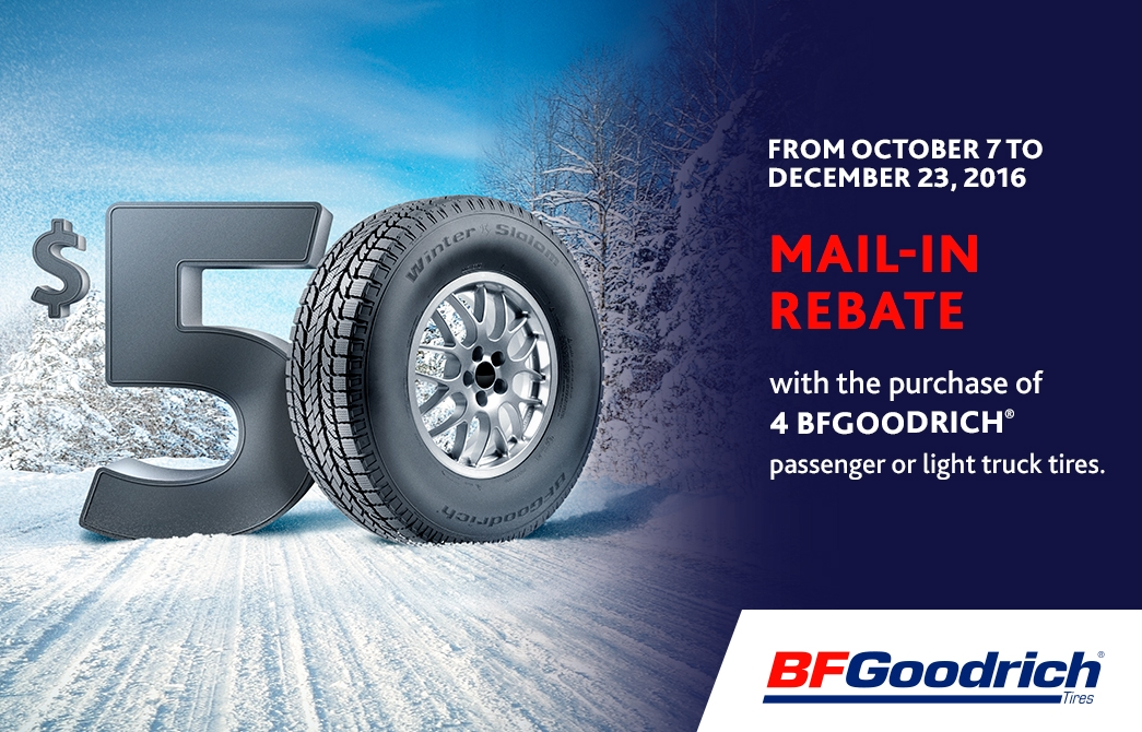 BFGoodrich - Fastech Performance Tire Centres Inc.