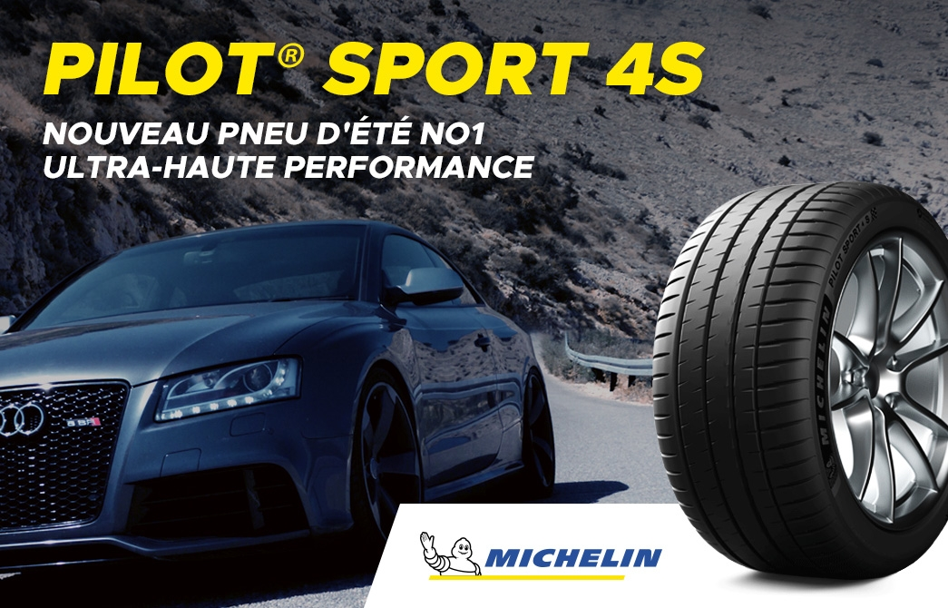 Michelin - Bellefleur Tire