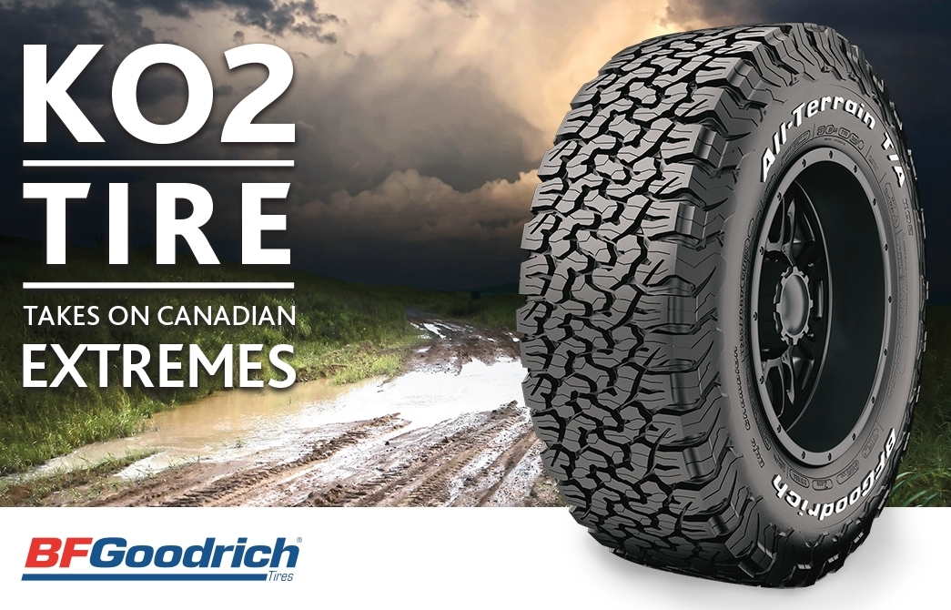 BFGoodrich - International Tire & Equipment Ltd.