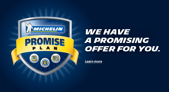 Michelin Promise Plan - Central Tire