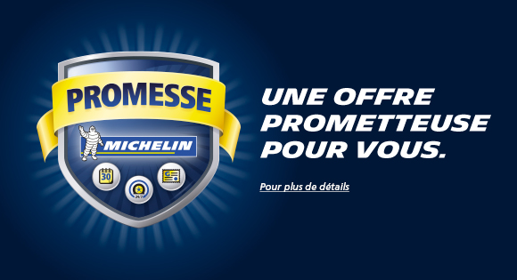 Promesse Michelin - Bellefleur Tire